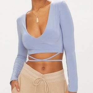 Pretty Little Thing Crop Top